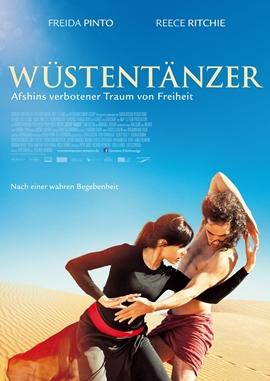 Wüstentänzer – Afshins verbotener Traum von Freiheit – deutsches Filmplakat – Film-Poster Kino-Plakat deutsch