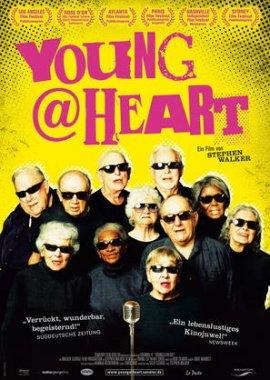 Young At Heart (Young@Heart) – Stephen Walker – Musikfilm – Filme, Kino, DVDs Dokumentation Musik-Dokumentarfilm – Charts & Bestenlisten