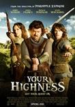 Your Highness – deutsches Filmplakat – Film-Poster Kino-Plakat deutsch