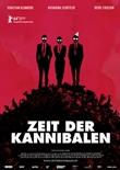 Zeit der Kannibalen – deutsches Filmplakat – Film-Poster Kino-Plakat deutsch