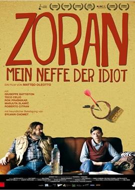 Zoran – Mein Neffe der Idiot – deutsches Filmplakat – Film-Poster Kino-Plakat deutsch