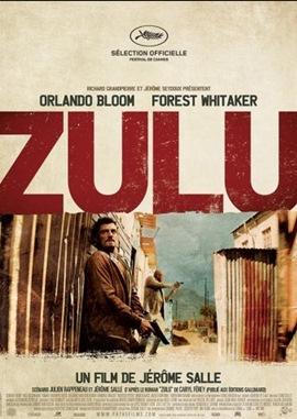 Zulu – deutsches Filmplakat – Film-Poster Kino-Plakat deutsch