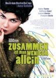 Zusammen ist man weniger allein – deutsches Filmplakat – Film-Poster Kino-Plakat deutsch