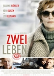 Zwei Leben – deutsches Filmplakat – Film-Poster Kino-Plakat deutsch