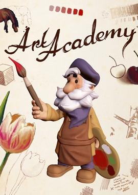 Art Academy – deutsches Filmplakat – Film-Poster Kino-Plakat deutsch