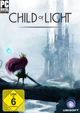 Child of Light – deutsches Filmplakat – Film-Poster Kino-Plakat deutsch