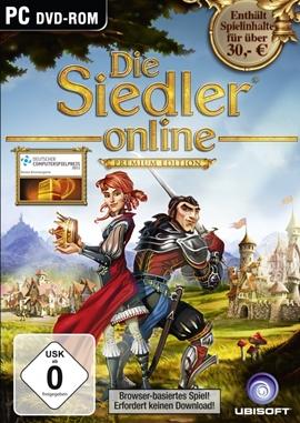 Die Siedler Online – deutsches Filmplakat – Film-Poster Kino-Plakat deutsch
