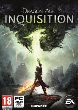 Dragon Age 3 – Inquisition – deutsches Filmplakat – Film-Poster Kino-Plakat deutsch