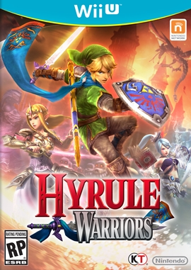 Hyrule Warriors – deutsches Filmplakat – Film-Poster Kino-Plakat deutsch