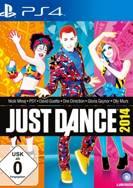 Just Dance 2014 – deutsches Filmplakat – Film-Poster Kino-Plakat deutsch