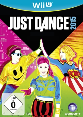Just Dance 2015 – deutsches Filmplakat – Film-Poster Kino-Plakat deutsch