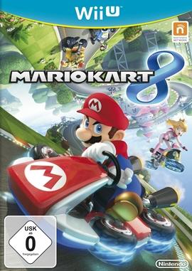 Mario Kart 8 – deutsches Filmplakat – Film-Poster Kino-Plakat deutsch