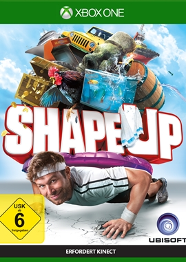 Shape Up – deutsches Filmplakat – Film-Poster Kino-Plakat deutsch