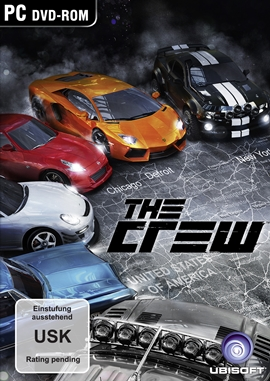 The Crew – deutsches Filmplakat – Film-Poster Kino-Plakat deutsch