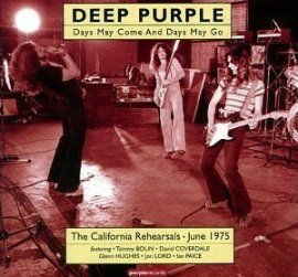 Days May Come & Days May Go – Deep Purple – Musik, CDs, Downloads Album_Longplay_Alben – Charts & Bestenlisten