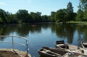 Arheilger Mühlchen Naturbadesee Darmstadt-Arheilgen Badesee Deutschland Ausflugsziele Freizeit Urlaub Reisen
