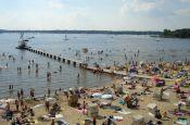 Strandbad Wannsee Berlin Badesee Deutschland Ausflugsziele Freizeit Urlaub Reisen