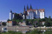 Albrechtsburg Meißen Burg_Schloss Deutschland Ausflugsziele Freizeit Urlaub Reisen