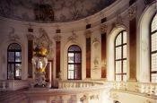 Barockschloss Bruchsal Bruchsal Burg_Schloss Deutschland Ausflugsziele Freizeit Urlaub Reisen
