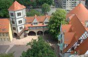 Barockschloss Moritzburg Moritzburg Burg_Schloss Deutschland Ausflugsziele Freizeit Urlaub Reisen