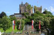 Burg Klopp Bingen Burg_Schloss Deutschland Ausflugsziele Freizeit Urlaub Reisen