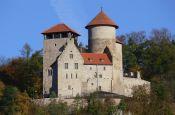 Burg Normannstein Treffurt Burg_Schloss Deutschland Ausflugsziele Freizeit Urlaub Reisen