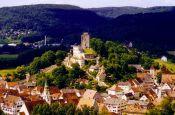 Burg Pappenheim Pappenheim Burg_Schloss Deutschland Ausflugsziele Freizeit Urlaub Reisen