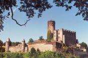 Burg Pyrmont Roes Burg_Schloss Deutschland Ausflugsziele Freizeit Urlaub Reisen