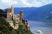 Burg Rheinstein Trechtingshausen Burg_Schloss Deutschland Ausflugsziele Freizeit Urlaub Reisen