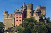 Burg Schönburg Oberwesel Burg_Schloss Deutschland Ausflugsziele Freizeit Urlaub Reisen