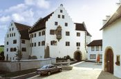 Deutschordensschloss Blumenfeld Tengen-Blumenfeld Burg_Schloss Deutschland Ausflugsziele Freizeit Urlaub Reisen