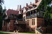 Jagdschloss Gelbensande Burg_Schloss Deutschland Ausflugsziele Freizeit Urlaub Reisen