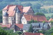 Johanniterburg Kühndorf Burg_Schloss Deutschland Ausflugsziele Freizeit Urlaub Reisen