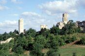Ruine Brandenburg Lauchröden Burg_Schloss Deutschland Ausflugsziele Freizeit Urlaub Reisen