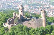 Schloss Auerbach Bensheim-Auerbach Burg_Schloss Deutschland Ausflugsziele Freizeit Urlaub Reisen