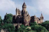Schloss Braunfels Braunfels Burg_Schloss Deutschland Ausflugsziele Freizeit Urlaub Reisen
