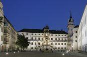 Schloss Hartenfels Torgau Burg_Schloss Deutschland Ausflugsziele Freizeit Urlaub Reisen