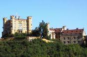 Schloss Hohenschwangau Hohenschwangau Burg_Schloss Deutschland Ausflugsziele Freizeit Urlaub Reisen