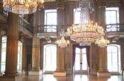 Schloss Ludwigslust Ludwigslust Burg_Schloss Deutschland Ausflugsziele Freizeit Urlaub Reisen