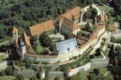 Veste Coburg Coburg Burg_Schloss Deutschland Ausflugsziele Freizeit Urlaub Reisen
