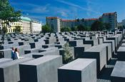 Berlin: Holocaust-Mahnmal - © Rainer Kiedrowski/DZT