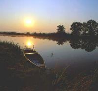 Brandenburg: Barnimer Land, Morgenstimmung am Finowkanal - © Brandenburg TMB