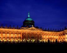 Brandenburg: Potsdam, Neues Palais im Park Sanssouci - © Brandenburg TMB
