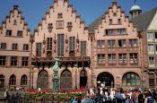 Römer Frankfurt/Main Hessen Deutschland - Urlaub Reisen Tourismus