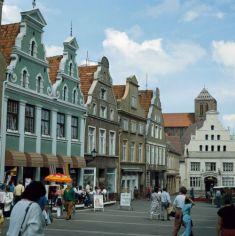 Mecklenburg-Vorpommern: Stadtansicht Wismar - © Astrid Schwarz/DZT