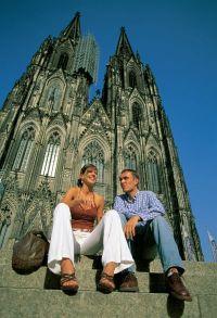 Deutschland, Nordrhein-Westfalen: UNESCO-Welterbestätte Kölner Dom - © Dirk Topel Kommunikation GmbH