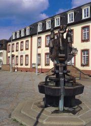 Saarland: Kulturzentrum Altes Rathaus, Saarlouis - © Tourismus-Zentrale Saarland
