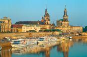 Altstadt Elbflorenz Dresden Sachsen Deutschland - Urlaub Reisen Tourismus
