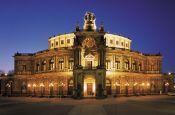 Semperoper Dresden Sachsen Deutschland - Urlaub Reisen Tourismus
