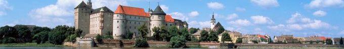 Sachsen: Torgau, Schloss und Stadtkirche St. Marien - © Torgau Informations-Center